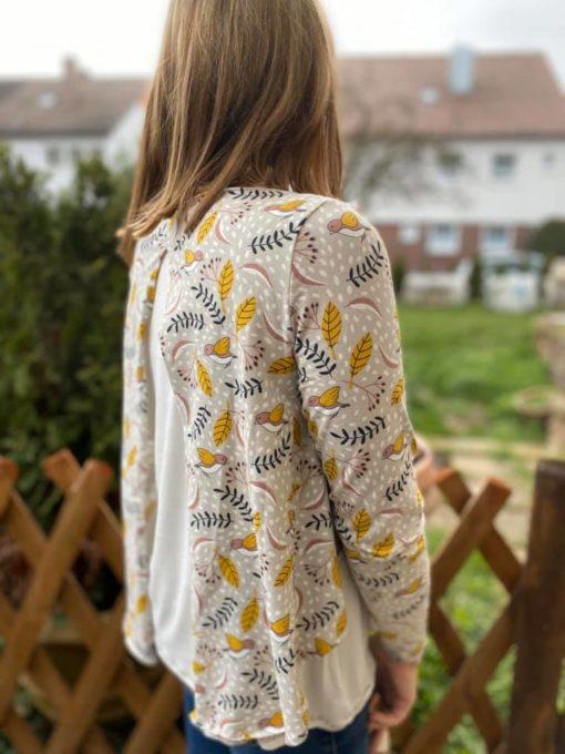 ebook Schnittmuster Madeleine sewing pattern maternity nursing top shirt oberteil schwangerschaft umstandstop Stillshirt sewing diy selber nähen