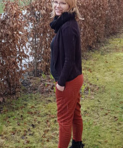 ebook Schnittmuster Victoria sewing pattern maternity pants hose schwangerschaft umstandshose sewing diy selber nähen