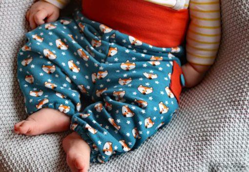 ebook Schnittmuster Baby Hose George selber nähen