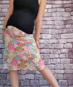 ebook Schnittmuster Margriet sewing pattern maternity skirt rock schwangerschaft umstandsrock sewing diy selber nähen
