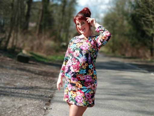 ebook Schnittmuster Kate sewing pattern nursing dress stillkleid stillmode sewing diy selber nähen