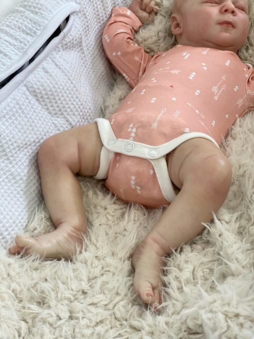 ebook Schnittmuster Baby Body Harry selber nähen