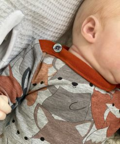 Schnittmuster Nähanleitung Baby Pullover Shirt Königin Mutter
